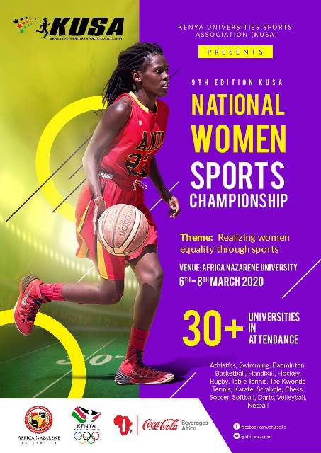 KUSA women Games 2020